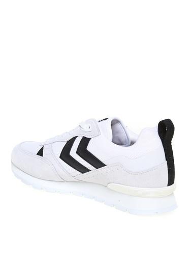 Hummel Hummel Siyah - Beyaz Lifestyle Ayakkabı Siyah
